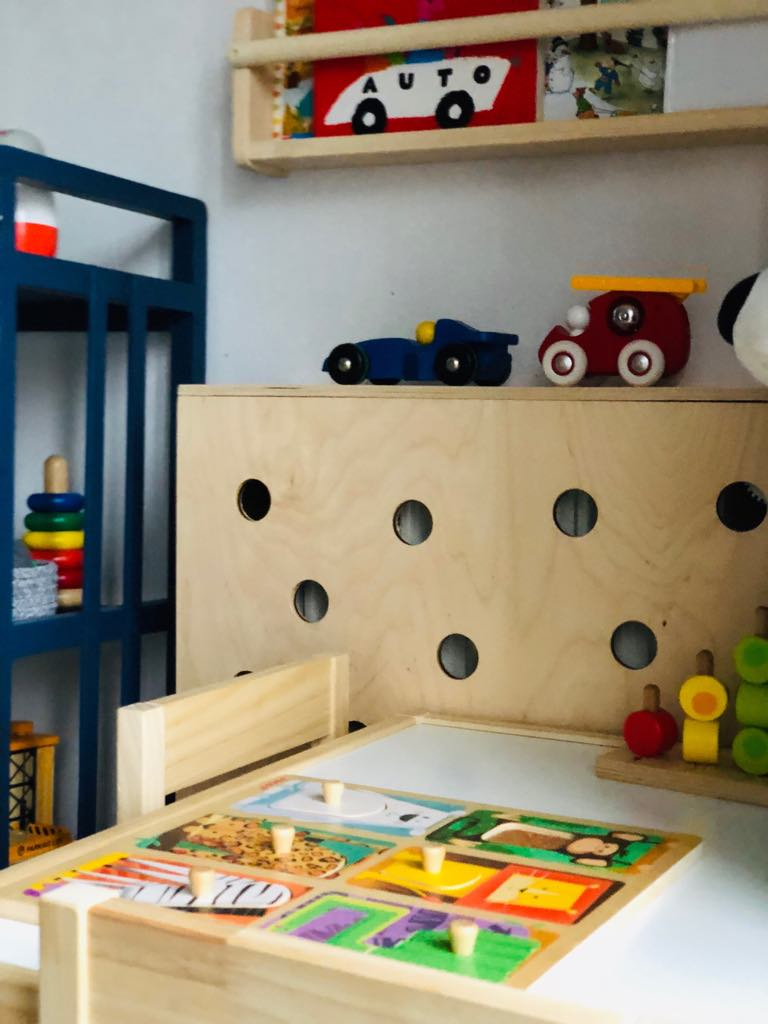 Pokój montessori